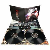 BULLET - LIVE  3 VINYL LP+CD NEU