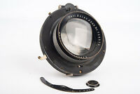Carl Zeiss Jena Tessar 30cm f/4.5 Large Format Lens RARE for PARTS OR REPAIR V13