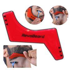 RevoBeard Beard Styling Grooming Trimmer Template Shaping Tool For Men gift