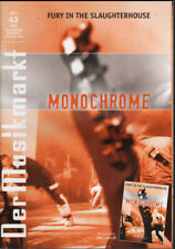 FURY IN THE SLAUGHTERHOUSE - MONOCHROME * GERMAN MUSIC INDUSTRY MAGAZINE 2002