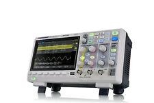 Siglent Sds1202x E 200mhz Dual Channel Digital Oscilloscope Grey