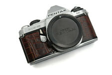 Pentax ME Super Replacement Cover - Recycled Leather - Crocodile