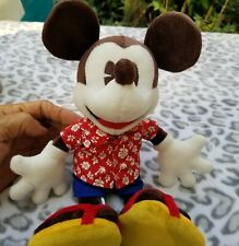 Authentic Original Disney Cruise Line Vacationing Mickey Mouse