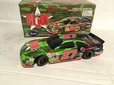 Kenny Irwin #27 GI Joe 1997 Thunderbird - Action 1/24 NASCAR Diecast