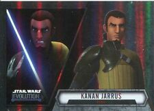 Star Wars Evolution 2016 Base Card #100 Kanan Jarrus - Rebel