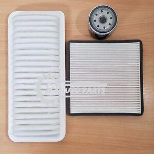 Fits LEXUS RX400h 3.3i Petrol/Hybrid 05-09 Oil, Air & Cabin Filter Service Kit