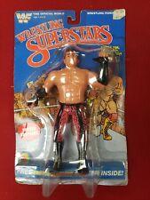 Brutus Beefcake WWF LJN MOC Action Figure 1985