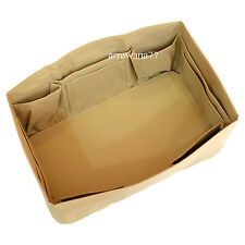 Speedy 30 LV Bag Organizer Insert  Base Shaper Beige Color Handbag Accessories