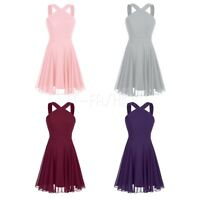 Womens Short Prom Dress Cocktail Party Formal Gown Evening Bridesmaid Wedding