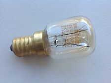 Euromaid Oven Lamp Light Bulb Globe 1505TI 1505TISS 1505TIWH DS1 GE90S PS12