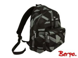 Milan 624605KNG Schulrucksack schwarz und grau NEU