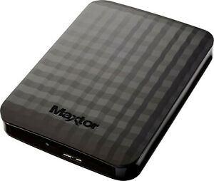 Maxtor M3 Portable External Hard Drive. 4TB
