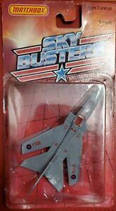 VINTAGE 1988 MATCHBOX SKY BUSTERS Tornado SB2 Fighter Jet Diecast Mislabeled MOC