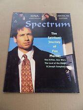 Spectrum 8 . Star Wars / X-Files -Win - Mill Prod  . 1997 -  VF - minus