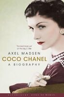 Coco Chanel: A Biography (Bloomsbury Lives of Women) by Axel Madsen | Paperback