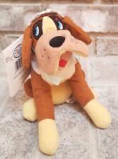 "DISNEY NANA MINI BEAN BAG 8"" PETER PAN DISNEY STORE  Tags Plush Dog Girl Tags"