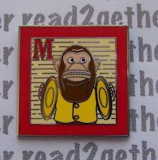 Disney Pin Toy Story 3 Monkey