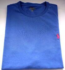 Ralph Lauren Big & Tall Crew Neck Loose Fit T-Shirts for Men