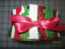 Christmas Blend Jelly Roll For Quilters