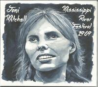 Joni Mitchell - Mississippi River Festival '69 (CD)