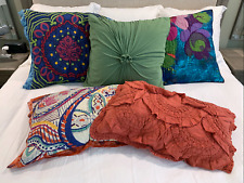 New ListingAnthropologie Pillow Shams