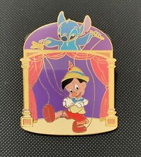 Disney Auctions - Stitch Invasion Pinocchio Puppeteer Pin Le 500