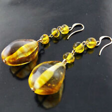 Amber Handcrafted Necklaces & Pendants