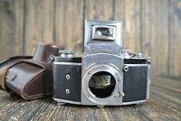 Exakta Ihagee Jhagee Vintage GDR Film Camera Dresden