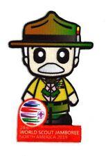24th World Scout Jamboree 2019 Boy Scout Patch Badge USA WSJ BSA BP Baden Powell