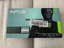 KFA2 Geforce GTX 1060 6GB