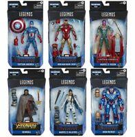 Marvel Legends Avengers Endgame Wave Set of 6 Action Figures Thor BAF IN STOCK
