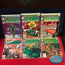 GREEN LANTERN: EMERALD DAWN #1-6 COMPLETE SET DC 1989-90 ENTIRE RUN