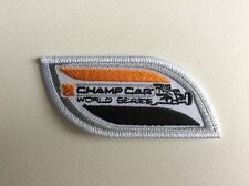 A464 // ECUSSON PATCH AUFNAHER TOPPA / NEUF / CHAMP CAR 9*4 CM