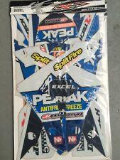 Pro Circuit Peak Retro Graphic Kit for Honda CRF 250 14-15, 450 R 13-15 DH15450P