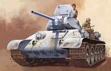 Italeri 1/72 T34/76 M42 Russian Tank 7008
