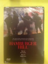 Hamburger Hill (DVD, 2001,With Sensormatic Security Tag)NEW Authentic US Release