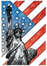 Aufkleber USA LIBERTY Amerika Freiheit US Sticker fürs Auto Autoaufkleber Biker