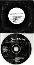CHRIS WHITLEY Terra Incognita ULTRA RARE ADVNCE PROMO DJ CD 1997 Carded Sleeve