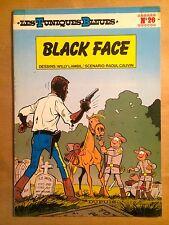 LES TUNIQUES BLEUES - T20 : Black Face - EO