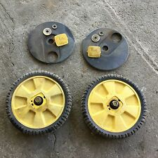 John Deere Lawn Mower Wheels Ebay