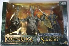 Lord of the Rings Battle of the Last Alliance The Defeat of Sauron Set