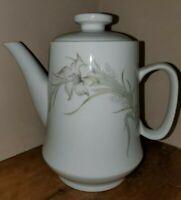 China Pearl Fine China Daffodil Coffee / Tea Pot
