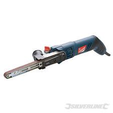 Silverline 247820 Power Belt File Silverstorm 260W 13mm Woodwork sander detail