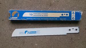 Lenox Säbelsägeblätter 300x32x1,6