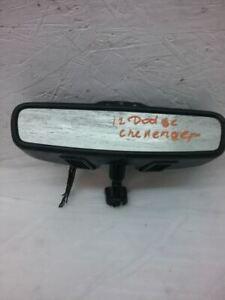 Interior Rear View Mirror 2012 DODGE CHALLENGER S-113P