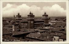 Ferrara Italia Italia Emilia Romagna AK ~ 1930 Panorama Città appartamenti case