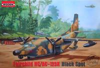 Roden 058 - Fairchild Nс/ac-123k Provider Amerikan - 1/72 Scale Model Kit 465 mm