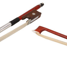 Professional 4/4 Full Size High Quality Arbor White Copper Horsehair Violin Bow