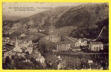 cpa France 66 - AMELIE les BAINS (Pyrénées Orientales) HÔPITAL MILITAIRE