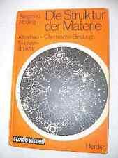 Altes Schulbuch die Struktur der Materie Verlag Herder